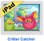 addition games- critter catcher